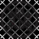 Anti Bug Bug Security Icon