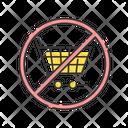 Anticonsumerism Zero Waste Icon
