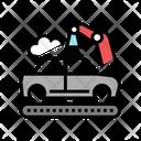 Anti Corrosion Treatment Color Icon