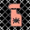 Anti-flea Spray Icon