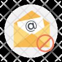 Anti spam Icon