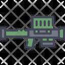Missile Gun Gun Anti Tank Icon