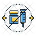 Anti Vax Icon