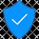 Anti Virus Protection Scan Icon