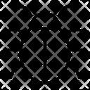 Anti Virus Protection Security Icon
