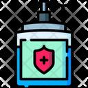 Antibacterial Gel Icon