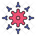 Antibody Immune System Virus Icon