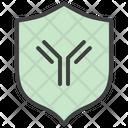 Antibody Security Antigen Icon