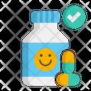 Antidepressant Icon