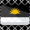 Antigua Barbuda Flag Icon