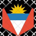 Antigua And Barbuda Icon