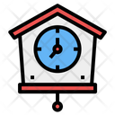 Antique Hour Time And Date Icon