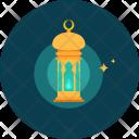 Antique Lantern Icon