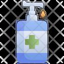 Antiseptic Hygiene Soap Icon