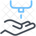Antiseptic Disinfection Sterillization Icon