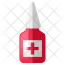 Antiseptic Sanitizer Soap Icon