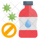 Antiseptic Disinfection Sterilization Icon