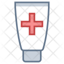 Antiseptic cream Icon