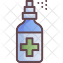 Cleaning Spray Antiseptic Icon