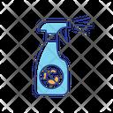Antiseptic Spray Spray Bottle Antiseptic Icon