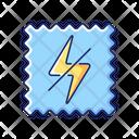 Antistatic Generation Electrostatic Icon