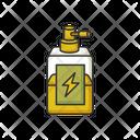 Antistatic Hair Sprayer Icon