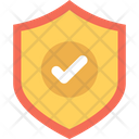 Antivirus Firewall Protection Shield Icon