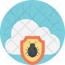 Antivirus Protection Internet Icon