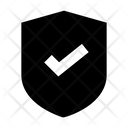 Antivirus Firewall Privacy Icon