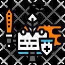 Antivirus Warrior Knight Icon