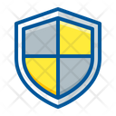 Antivirus Firewall Security Icon
