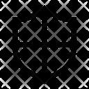 Antivirus Protection Secure Icon