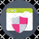 Antivirus Shield Web Icon
