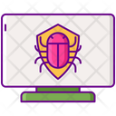 Anti Virus Virus Protection Virus Security Icon