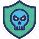 Protection Security Virus Icon
