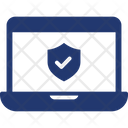 Antivirus Laptop Protection Icon