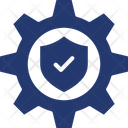 Protection Security Settings Icon