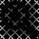 Avast Bug Magnifire Icon