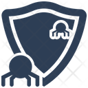 Antivirus Protection Shield Icon