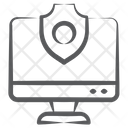 Antivirus System Security System Protection Icon