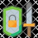 Antivirus Protection Safety Icon