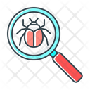 Antivirus Bug Bug Search Icon