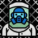 Antivirus Suite Mask Icon