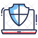 Antivirus Virus Protection Web Safeguard Icon