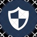 Antivirus Protection Shield Security Icon