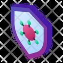 Antivirus Security Protection Icon