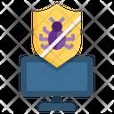 Antivirus Bug Target Icon