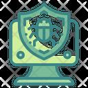 Antivirus Bug Error Icon