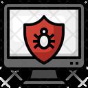 Antivirus Desktop Protection Icon