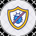 Antivirus Protection Security Icon